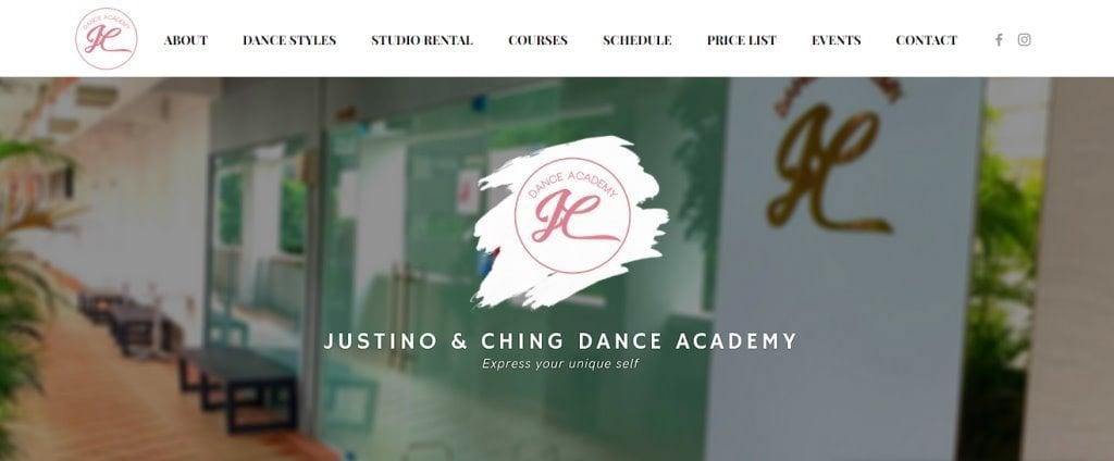JC Dance Academy Top Samba Dance Studios in Singapore