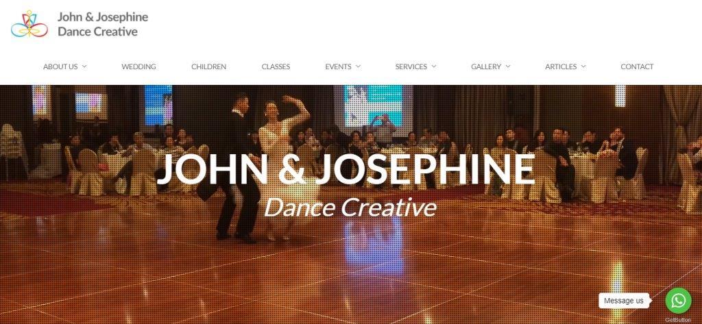 JJDC Top Samba Dance Studios in Singapore