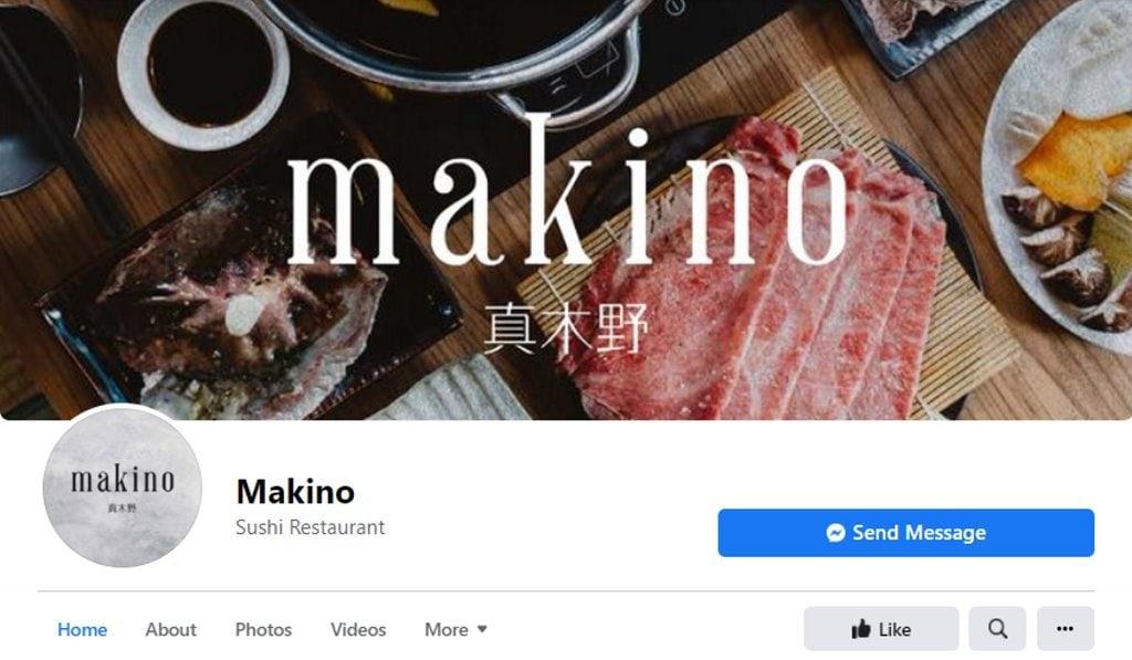 Makino Top Sushi Restaurants in Singapore