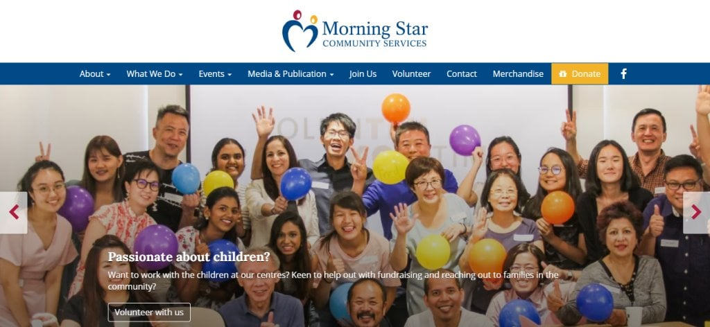 Morning Star Top Student Care Services in Singapore