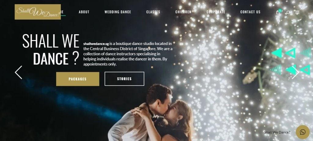 Shall we Dance Top Samba Dance Studios in Singapore