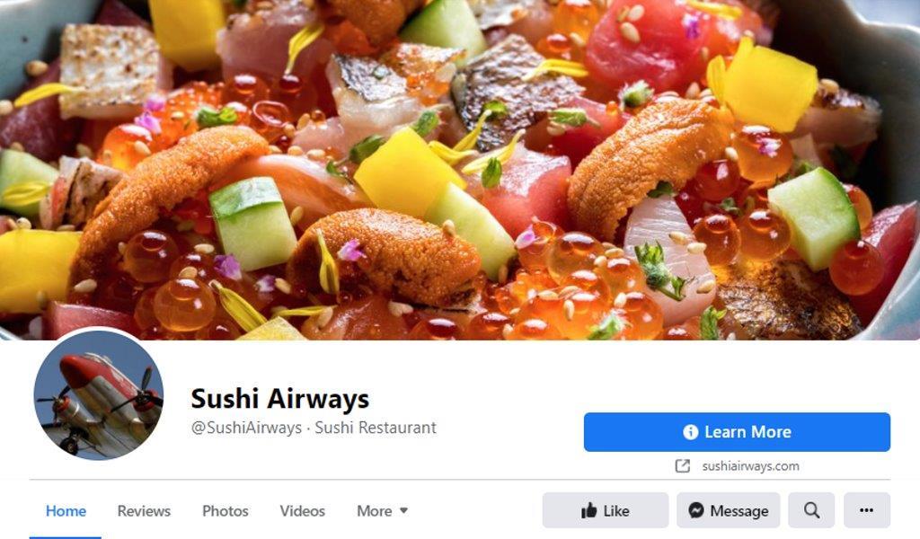 Sushi Airways Top Omakase Restaurants in Singapore