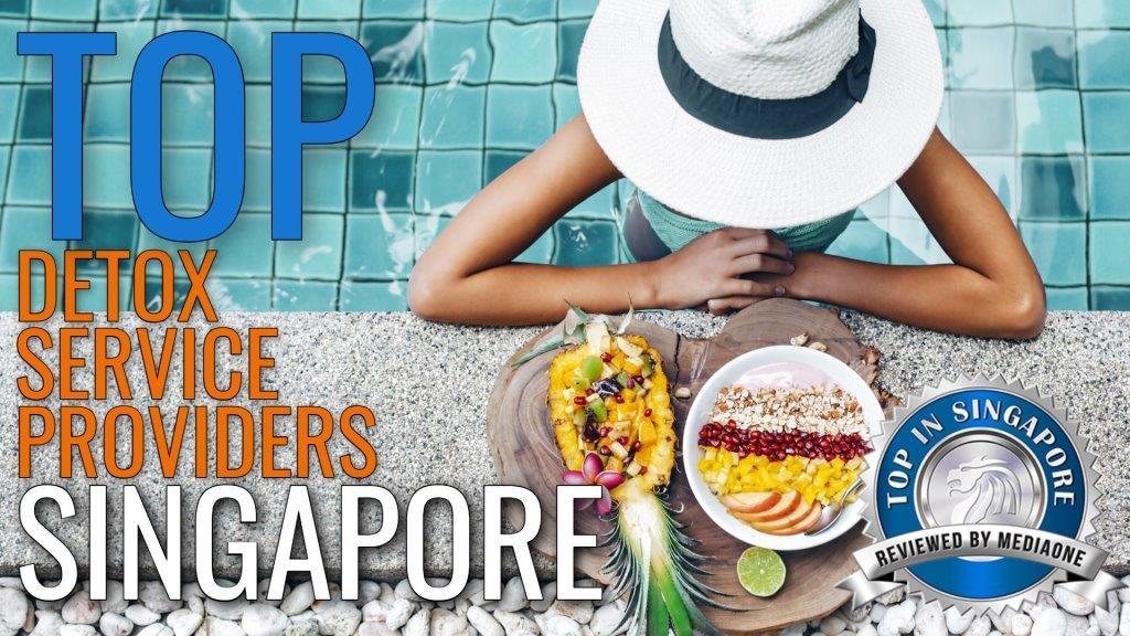 Top Detox Service Providers in Singapore