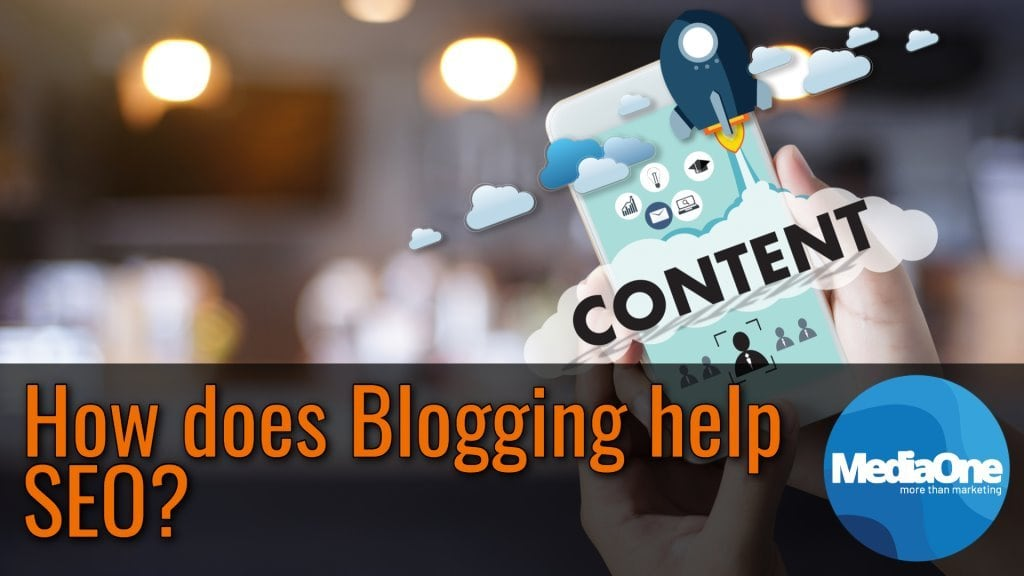 How does Blogging help SEO?