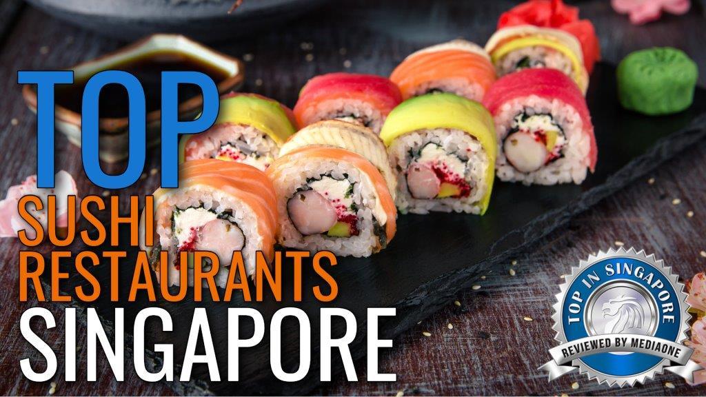 Top Sushi Restaurants in Singapore 1
