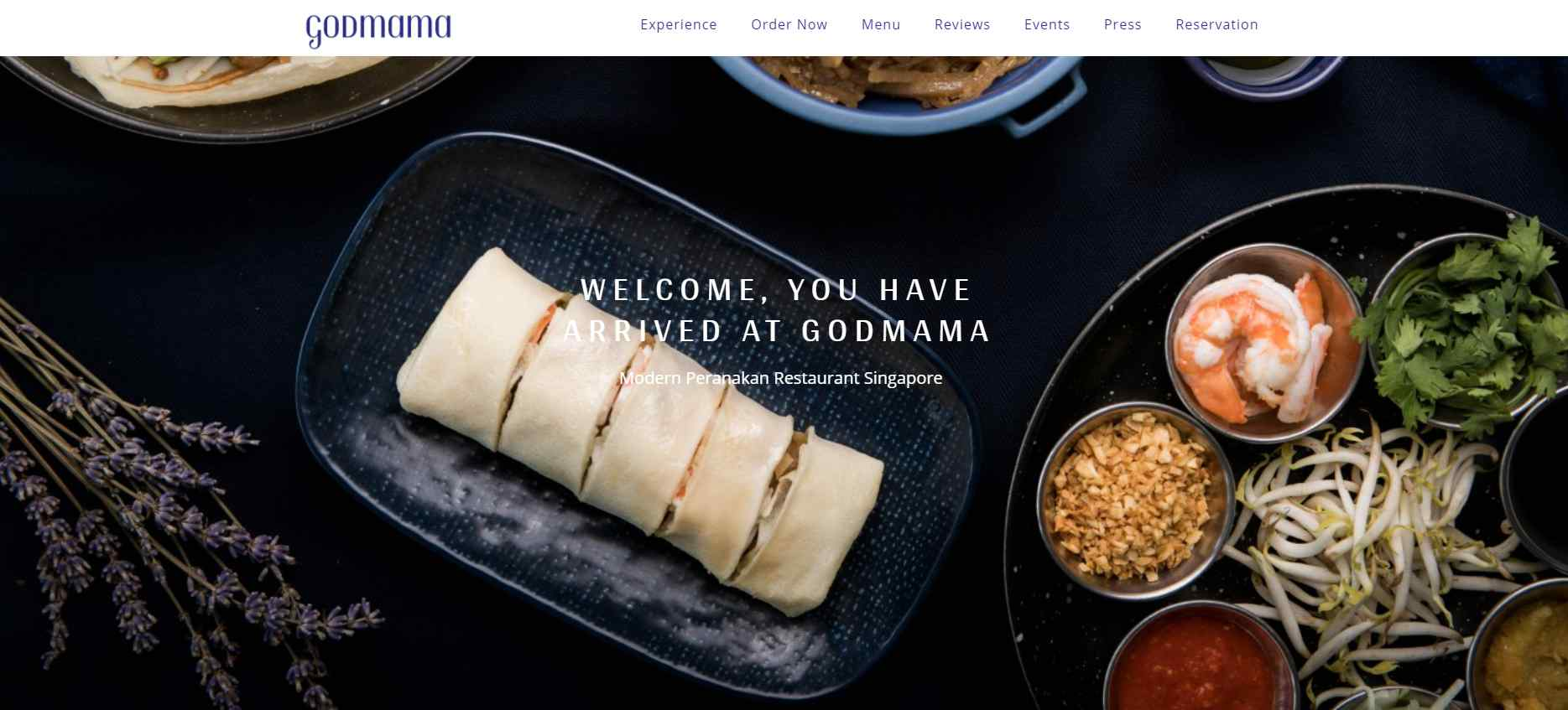 godmama Top Brunch Cafes in Singapote