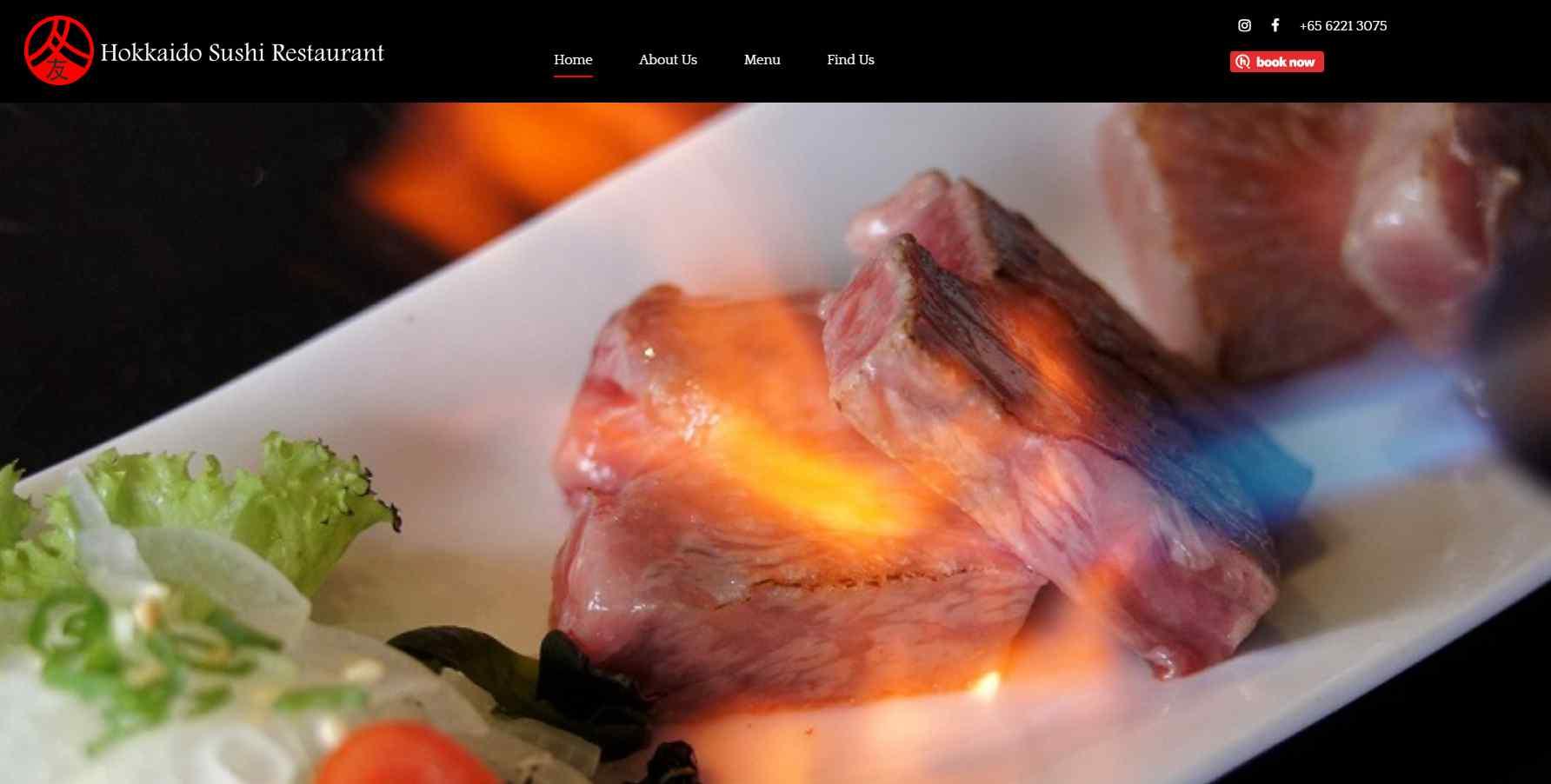 hokkaido Top Japanese Buffets in Singapore