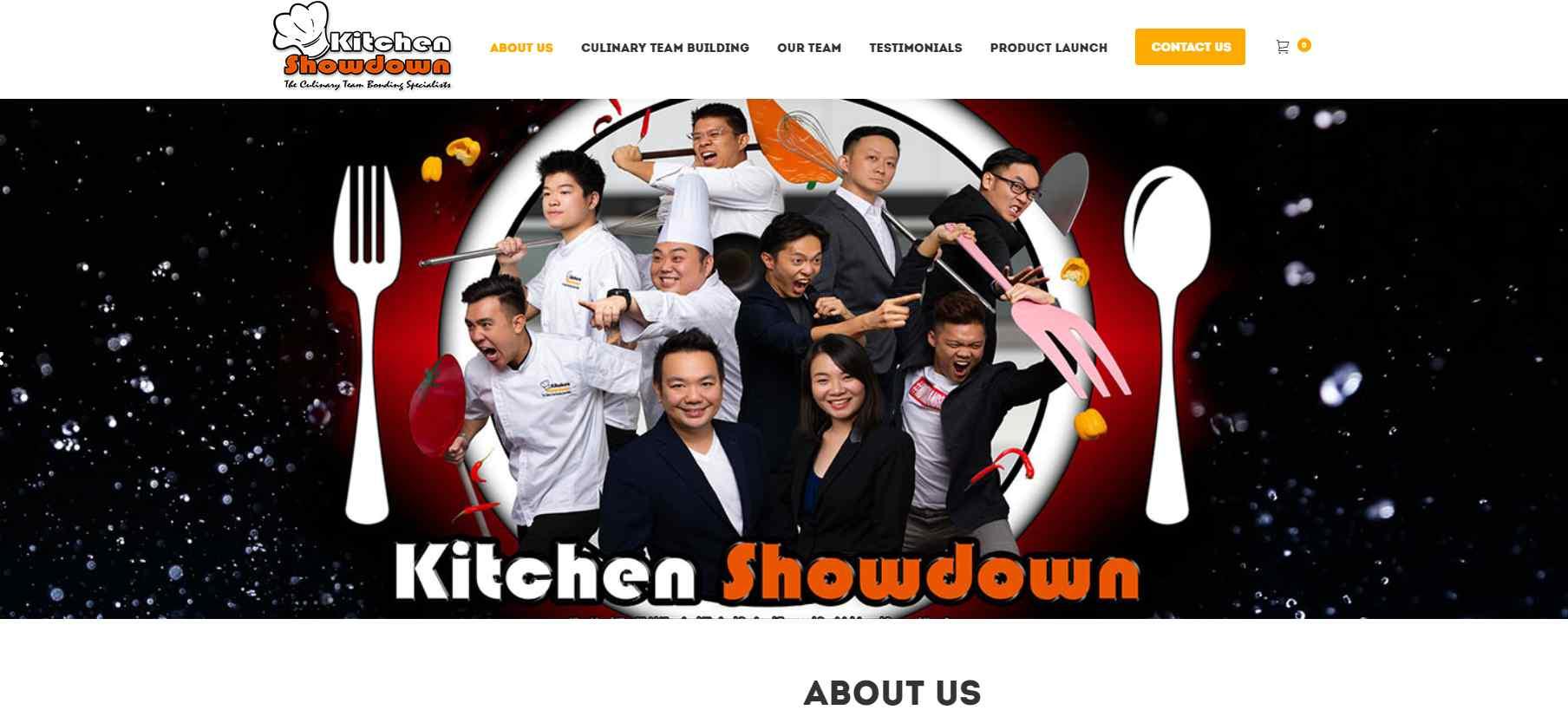 kitchen showdown Top Culinary Schools in Singapore