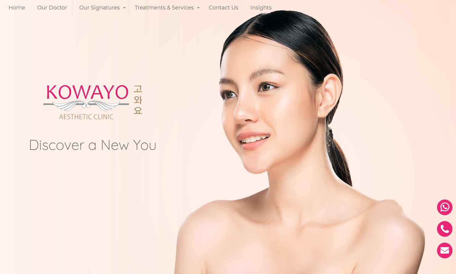 kowayo Top Trichologists in Singapore
