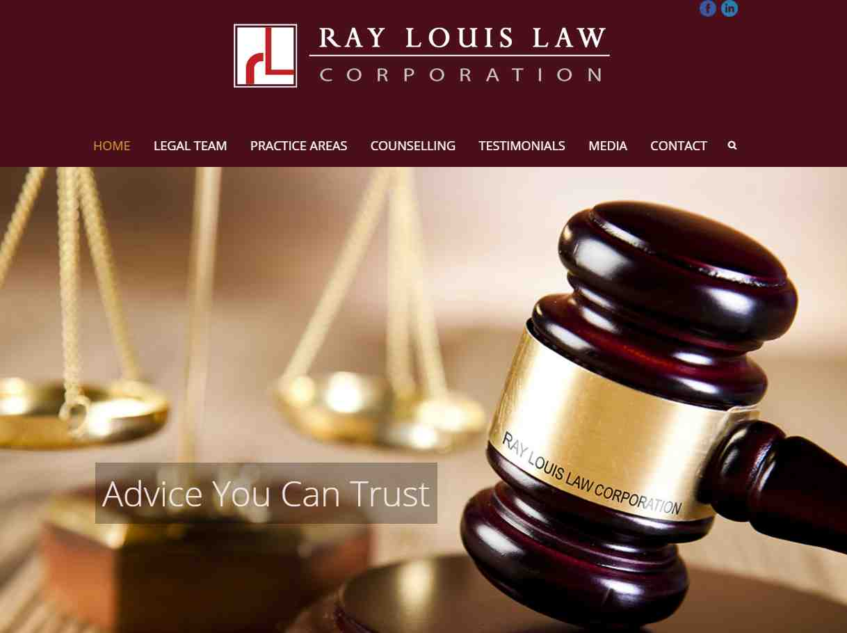 ray louis Top Divorce Lawyers in Singapore