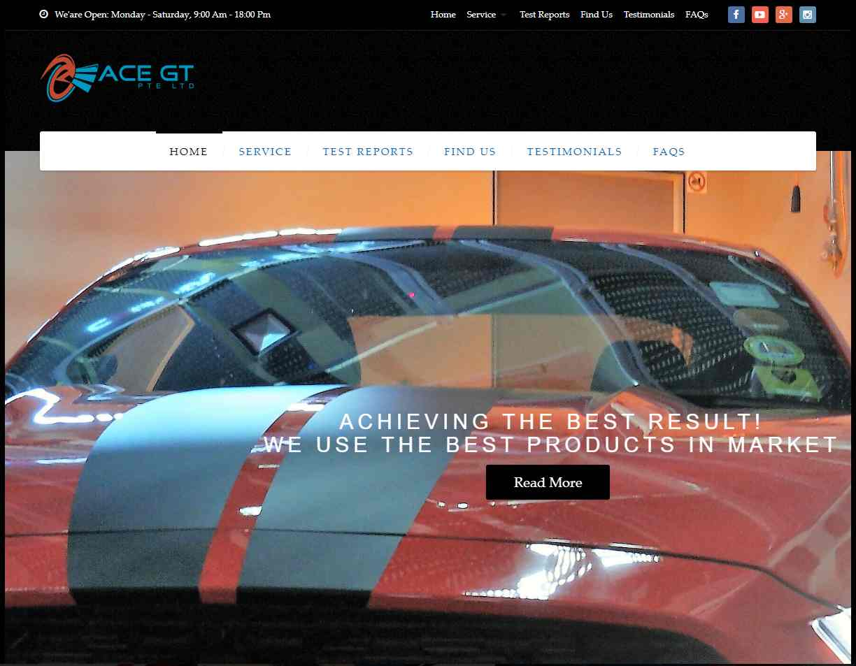 sg paint protection Top Car Grooming Services in Singapore