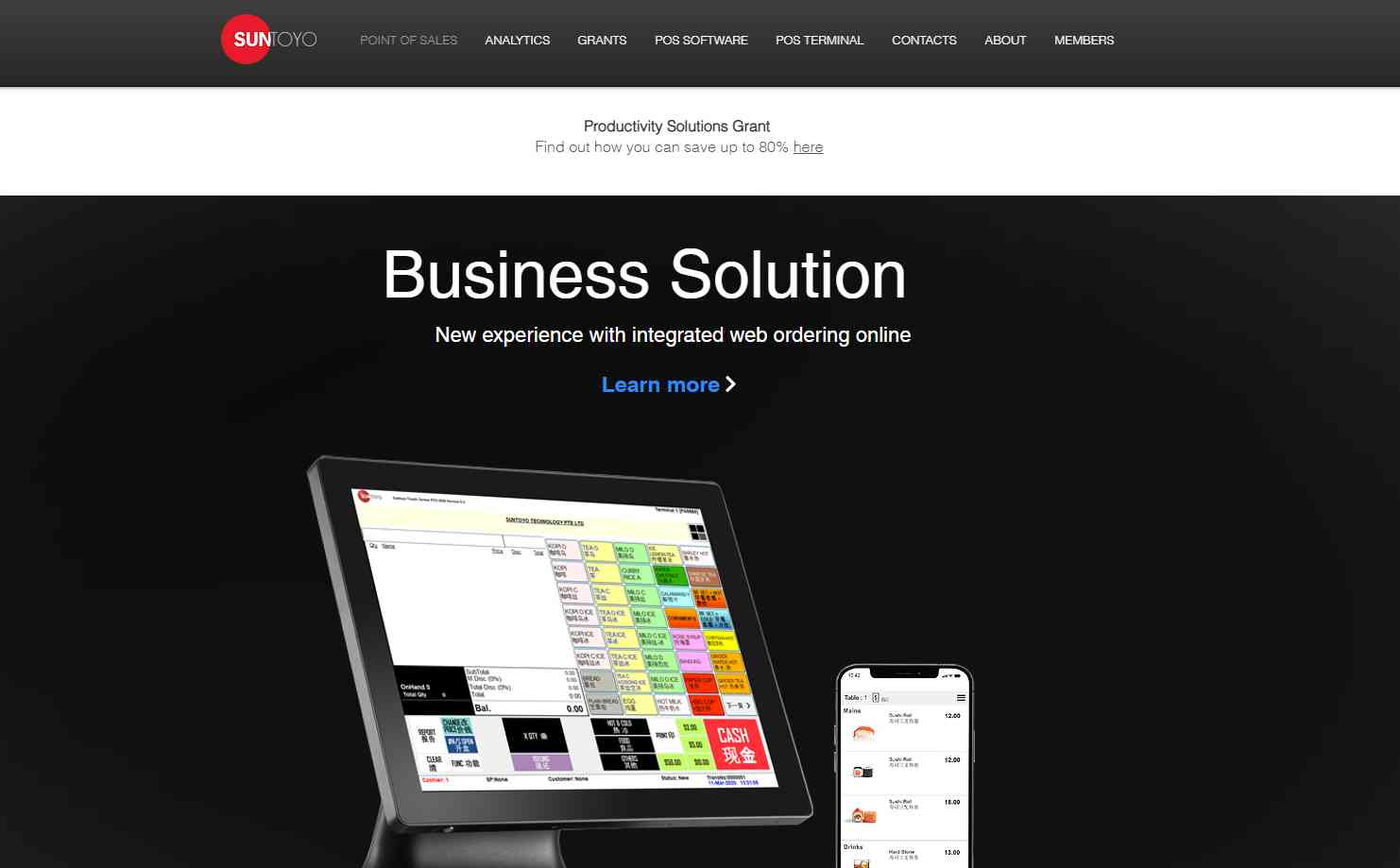 suntoyo Top Barcode Scanner Retailers in Singapore