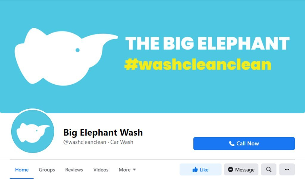 Big Elephant Top Car Wash Services in Singapore
