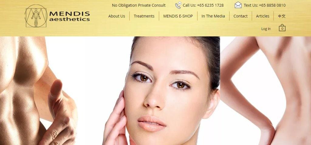 Dr Mendis Top Botox Clinics in Singapore