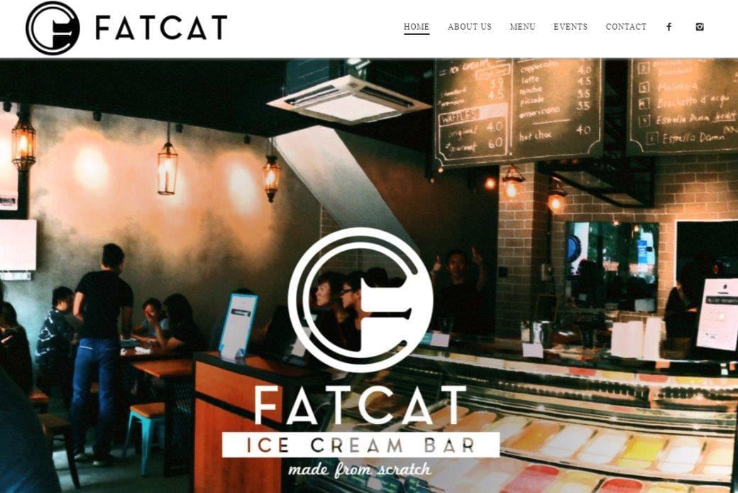 Fat Cat Top Dessert Stores in Singapore