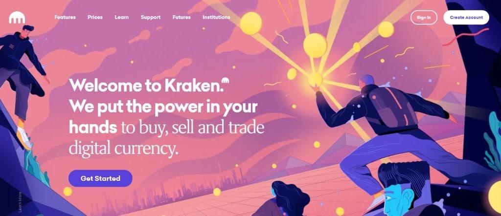 Kraken Top Bitcoin Websites in Singapore
