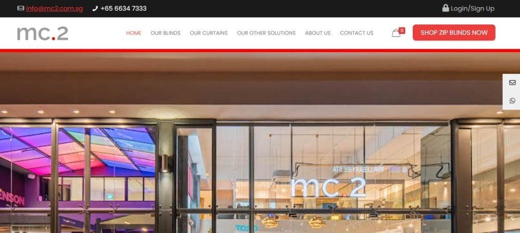 MC2 Top Window Grill Providers in Singapore