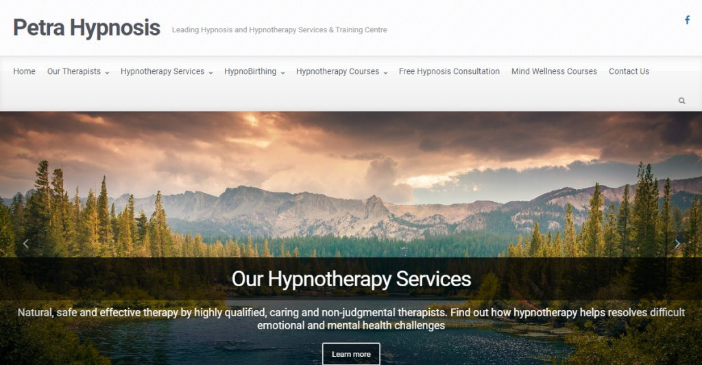 Petra Hypnosis Top Hypnotherapy in Singapore