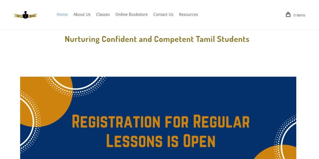 Tamil Amuthu Top Tamil Tuition Centres in Singapore