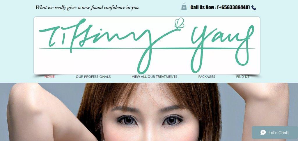 Tiffiny Yang Top Botox Clinics in Singapore
