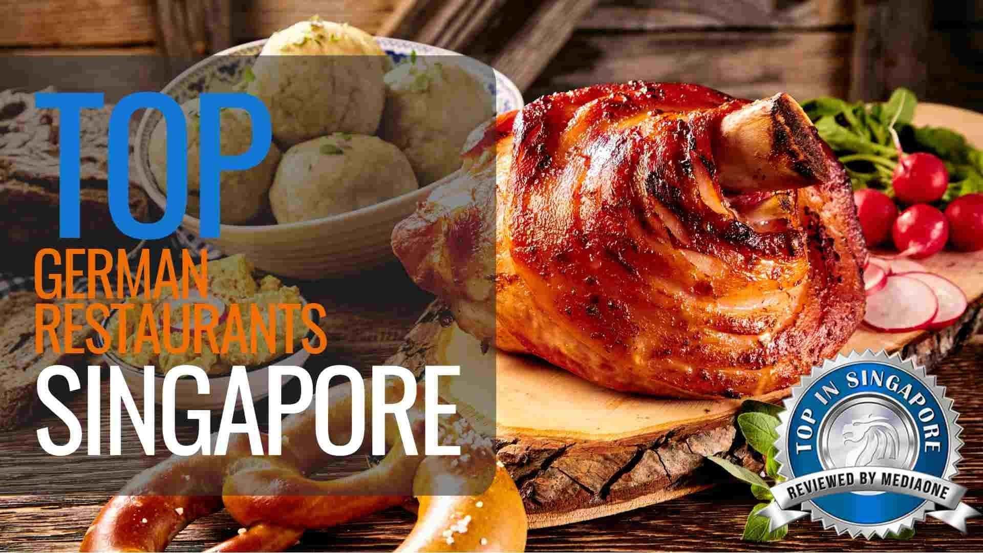 Top German Restaurants in Singapore