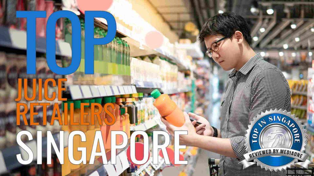 Top Juice Retailers in Singapore 1