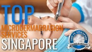 Top Microdermabrasion Services in Singapore
