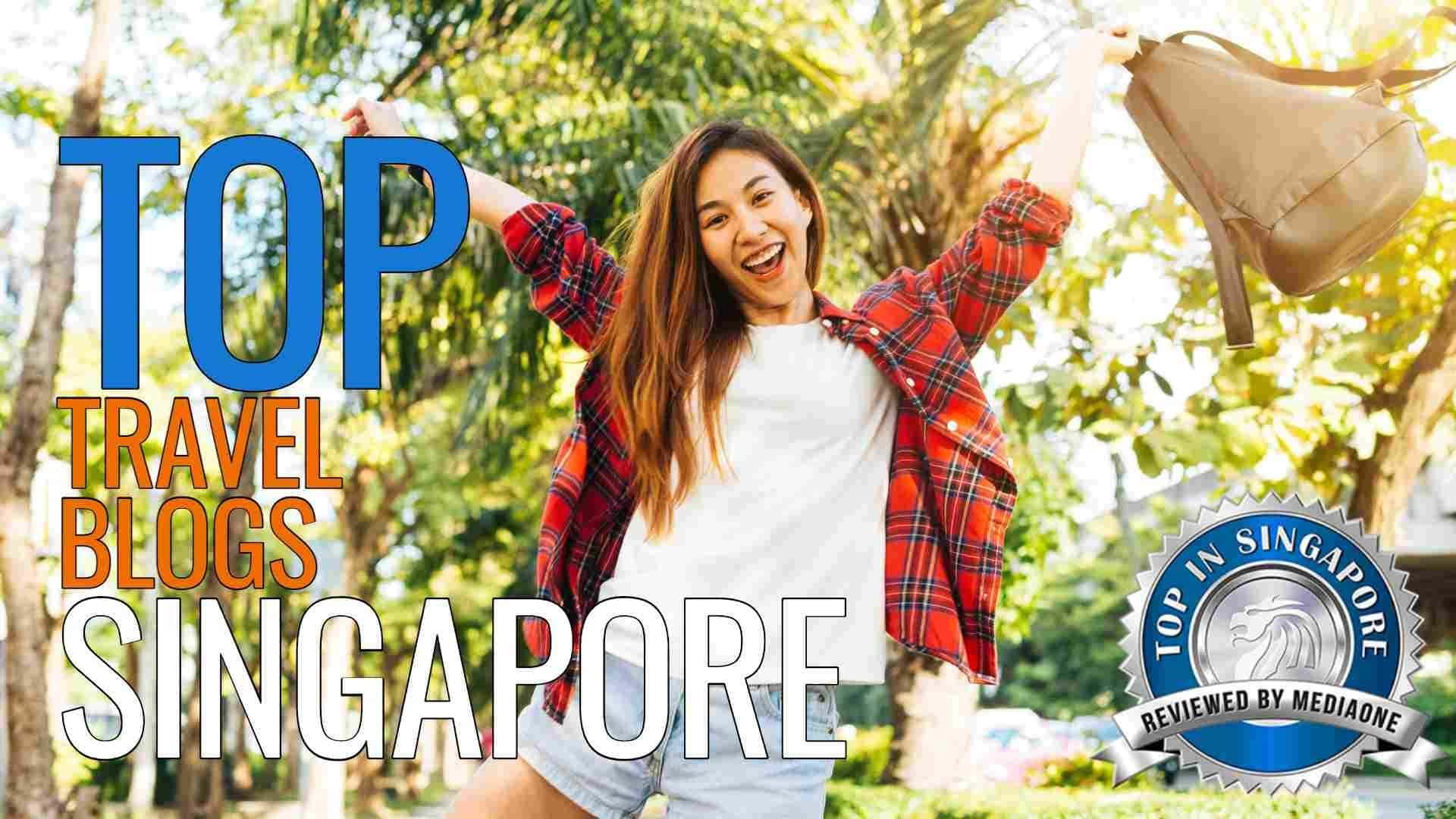Top Travel Blogs in Singapore