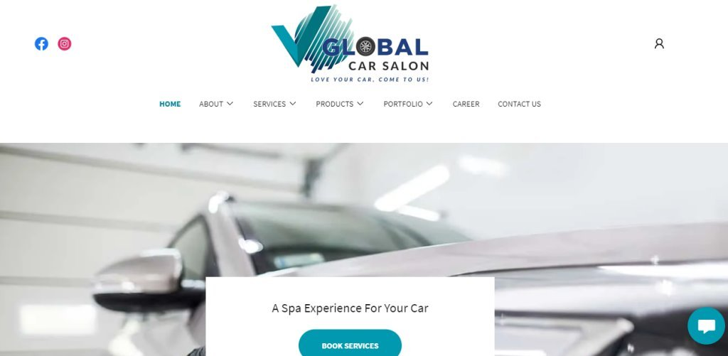 V Global Top Car Wash Services in Singapore