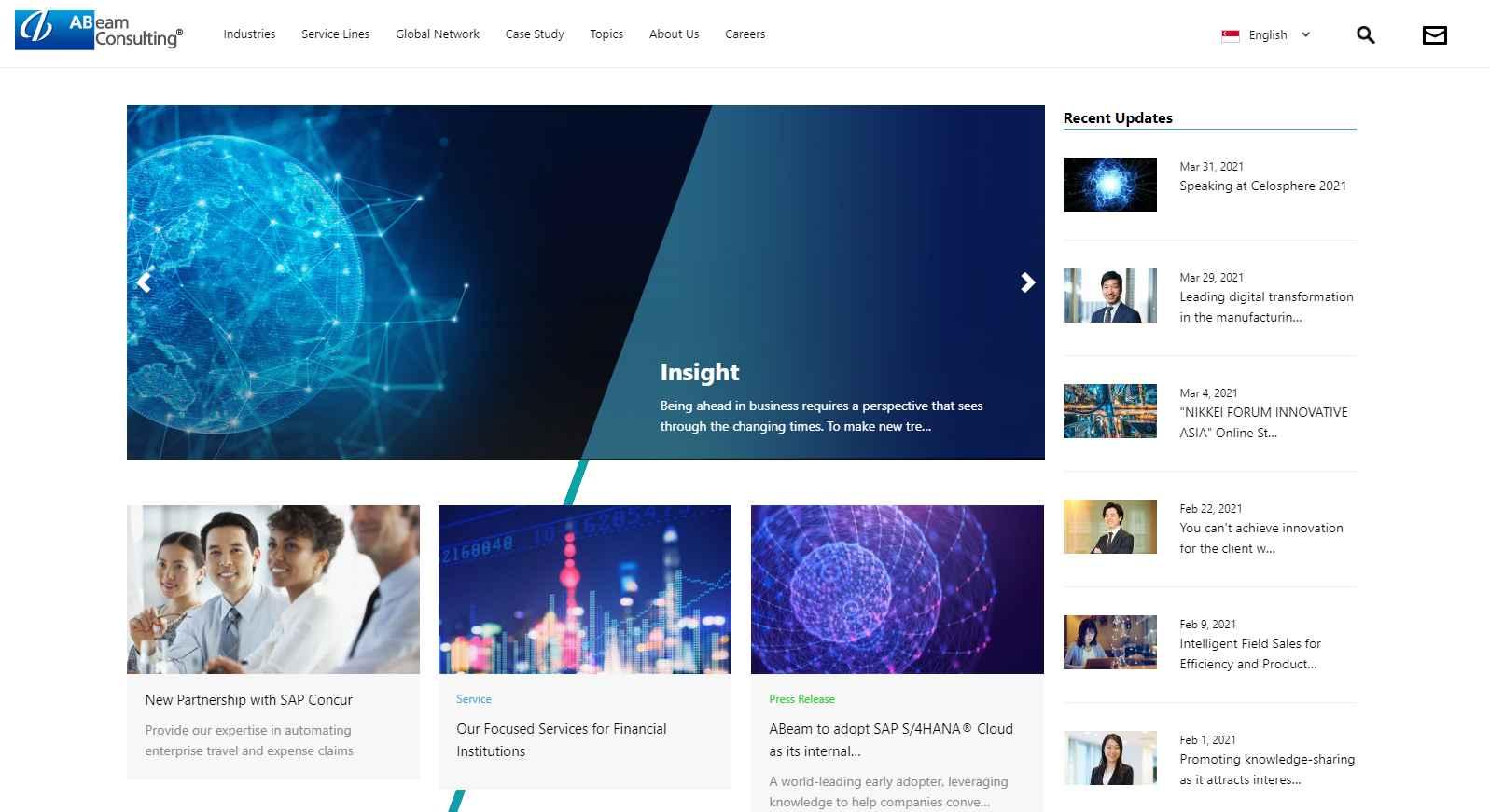 abeam Top Data Mining Service Providers in Singapore