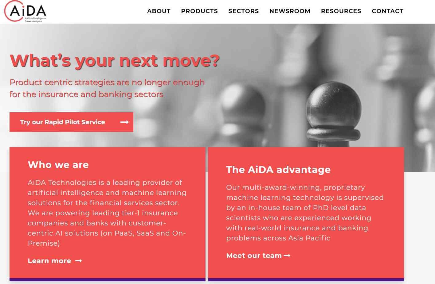 aida Top Business Analytics Service Providers Singapore