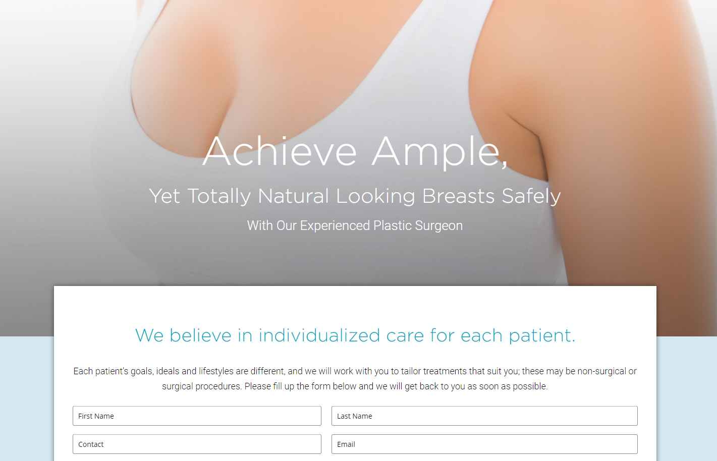 andrew tay Top Breast Implant Clinics in Singapore
