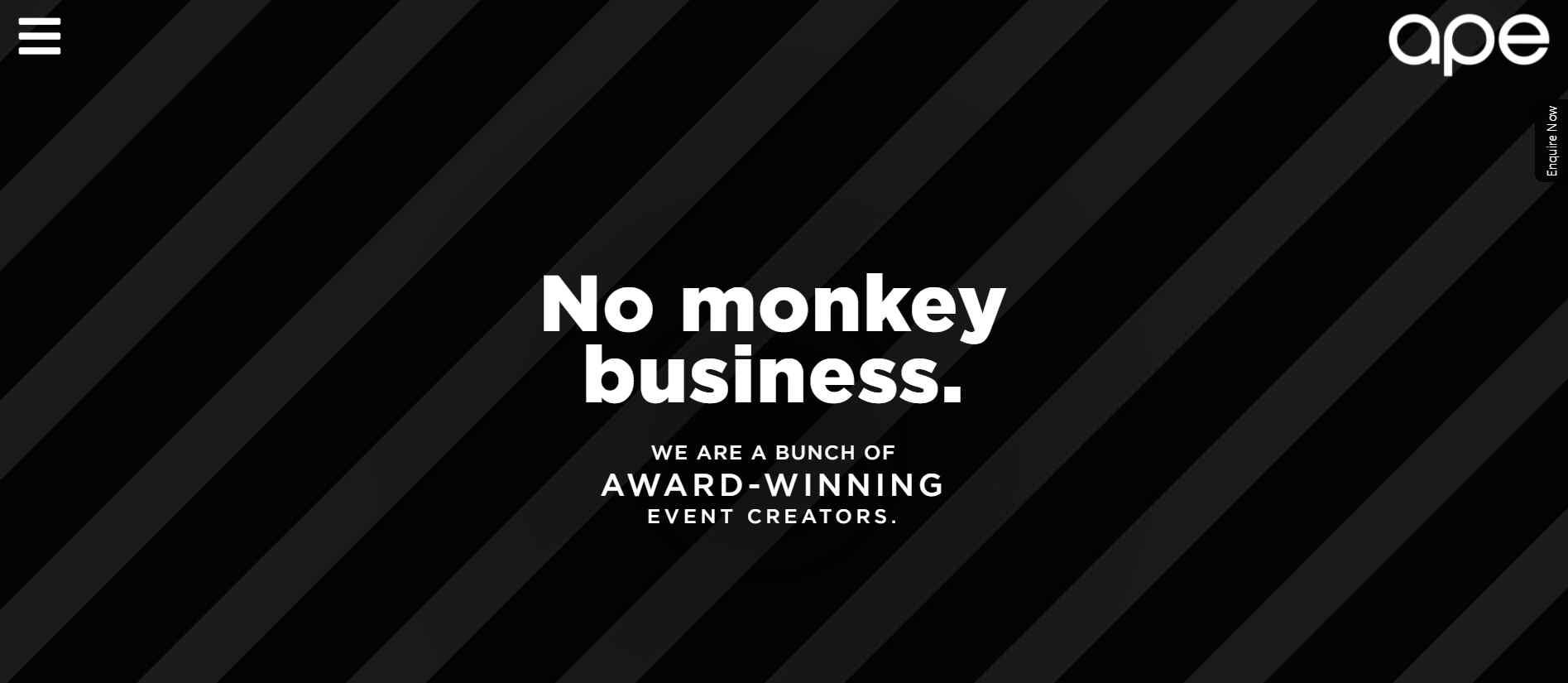 ape Top Event Management Companies in Singapore
