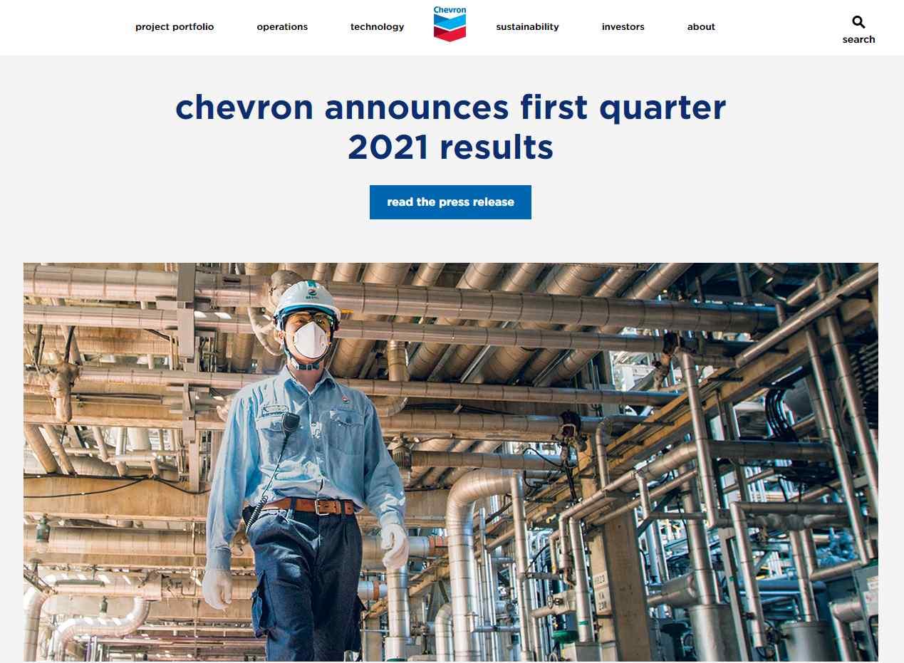 chevron Top Natural Gas Service Providers in Singapore