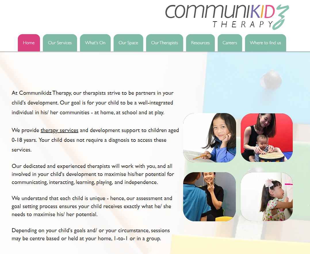 communikidz Top Music Therapy Services in Singapore