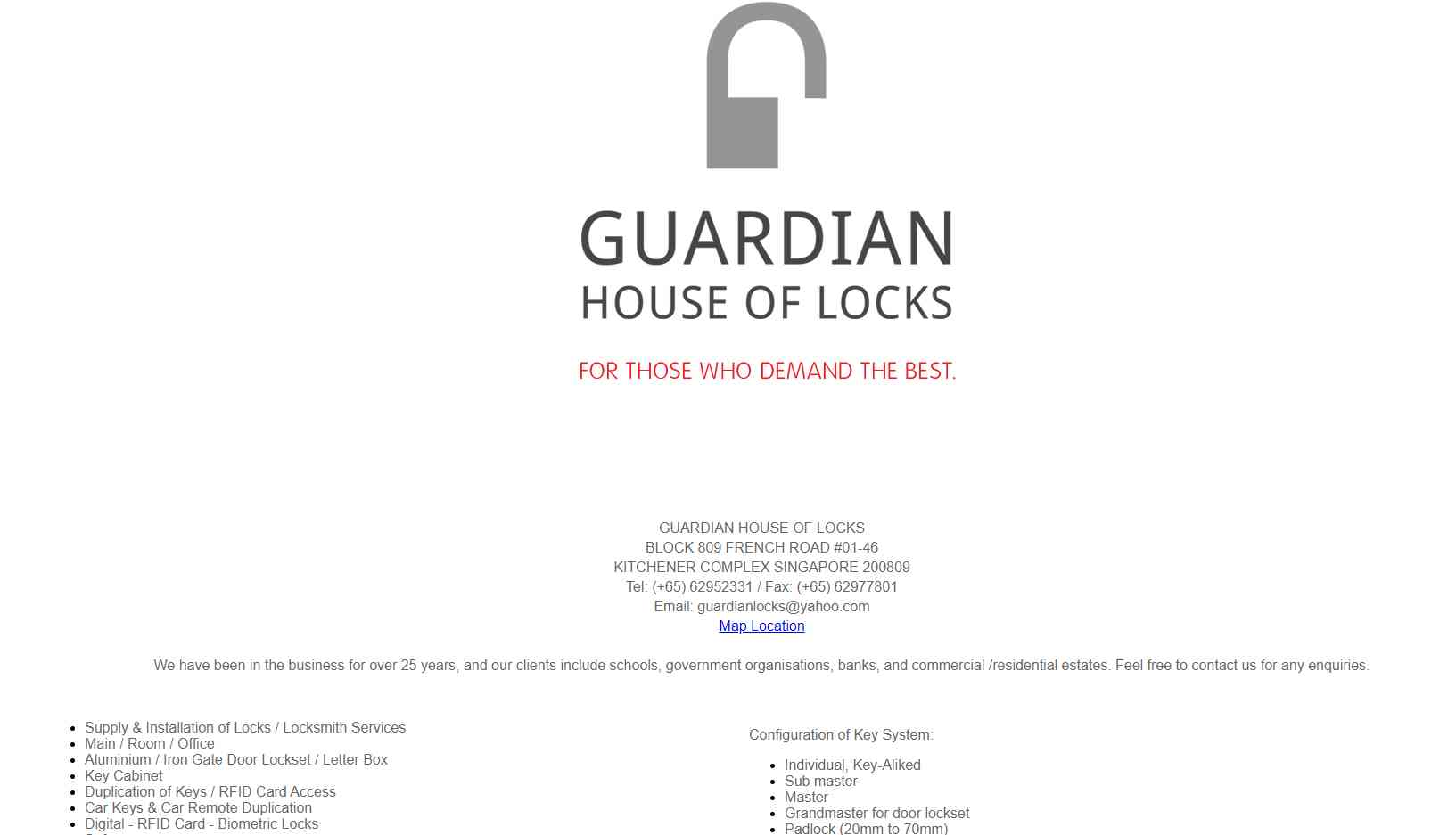 guardian house of locks Top Home Security Systems in Singapore