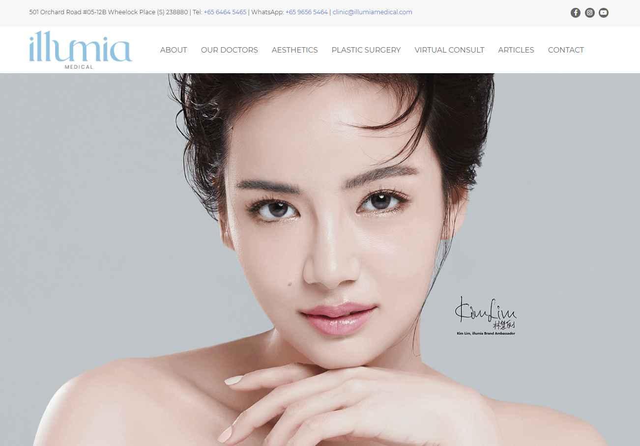 illumia Top Breast Implant Clinics in Singapore