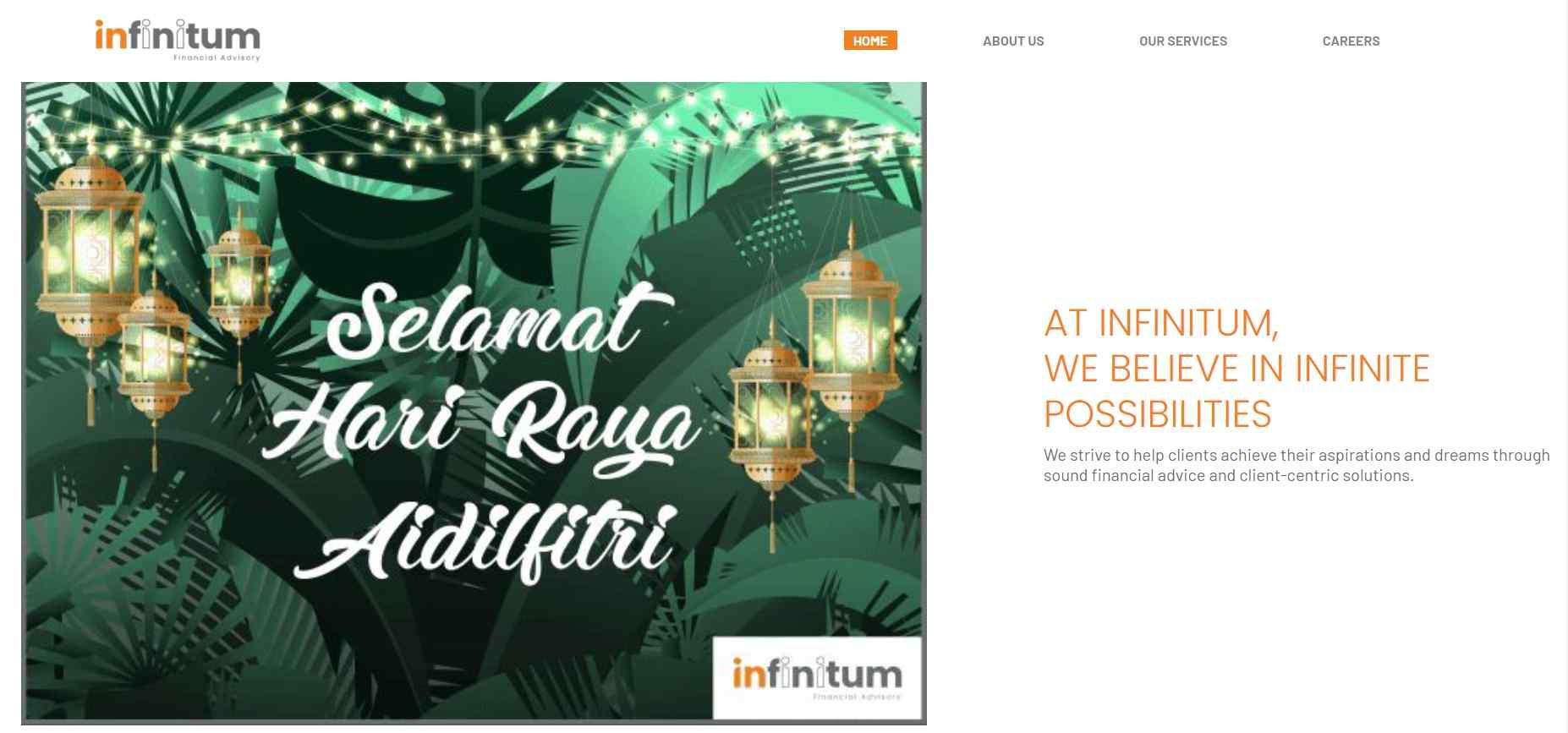 infinitum Top Financial Advisors in Singapore
