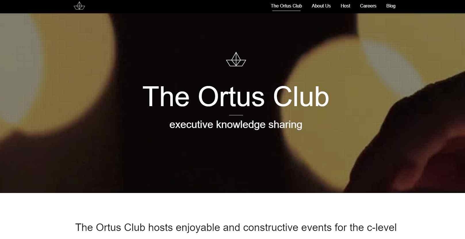 ortus club Top Event Management Companies in Singapore