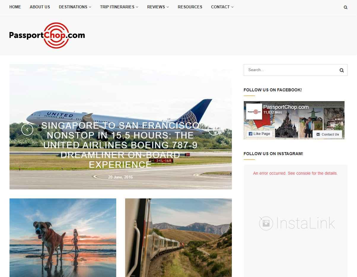 passport chop Top Travel Blogs in Singapore