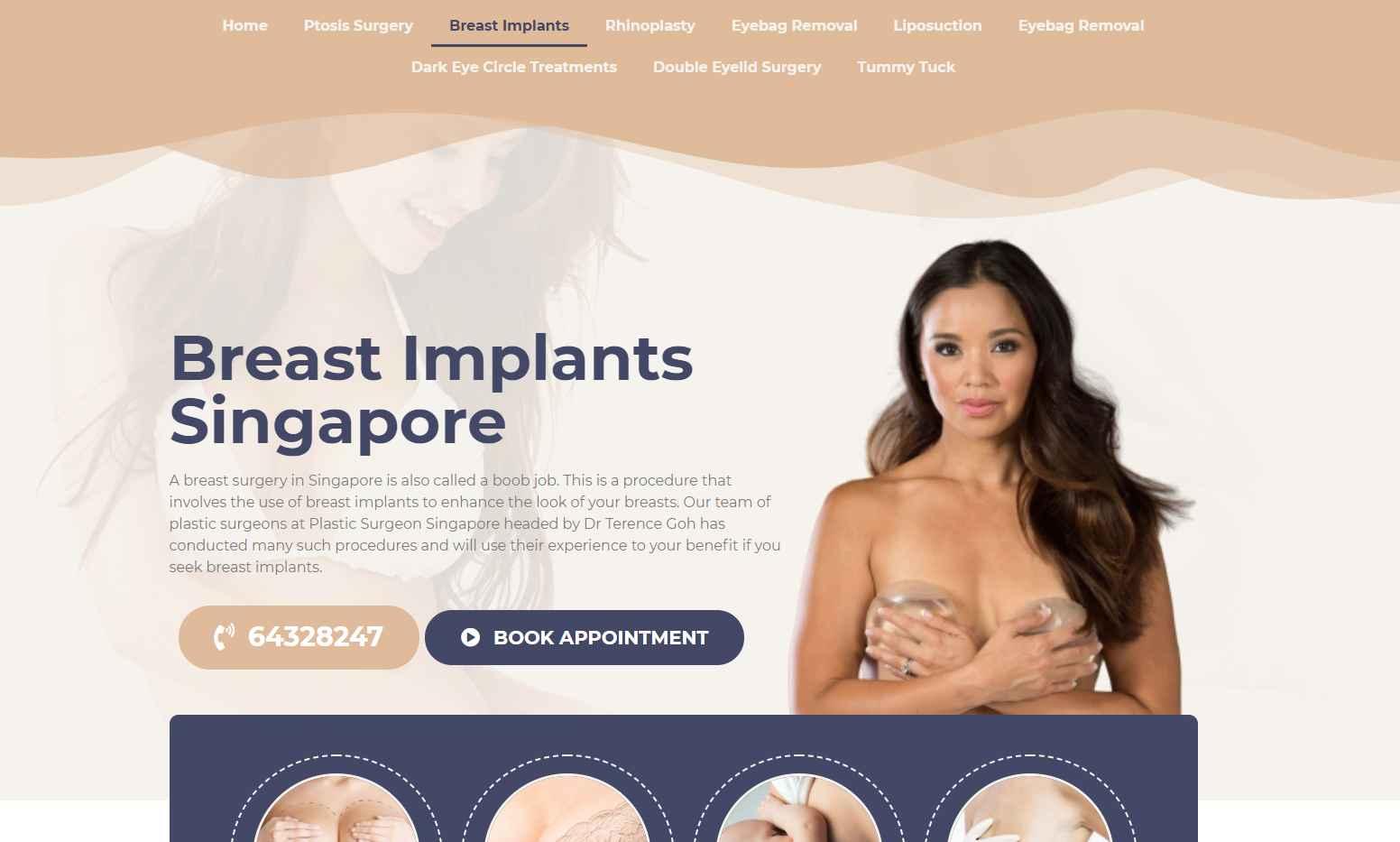 plastic surgeon singapore Top Breast Implant Clinics in Singapore
