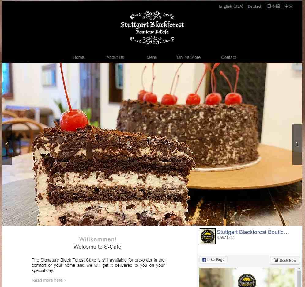 scafe Top German Restaurants in Singapore