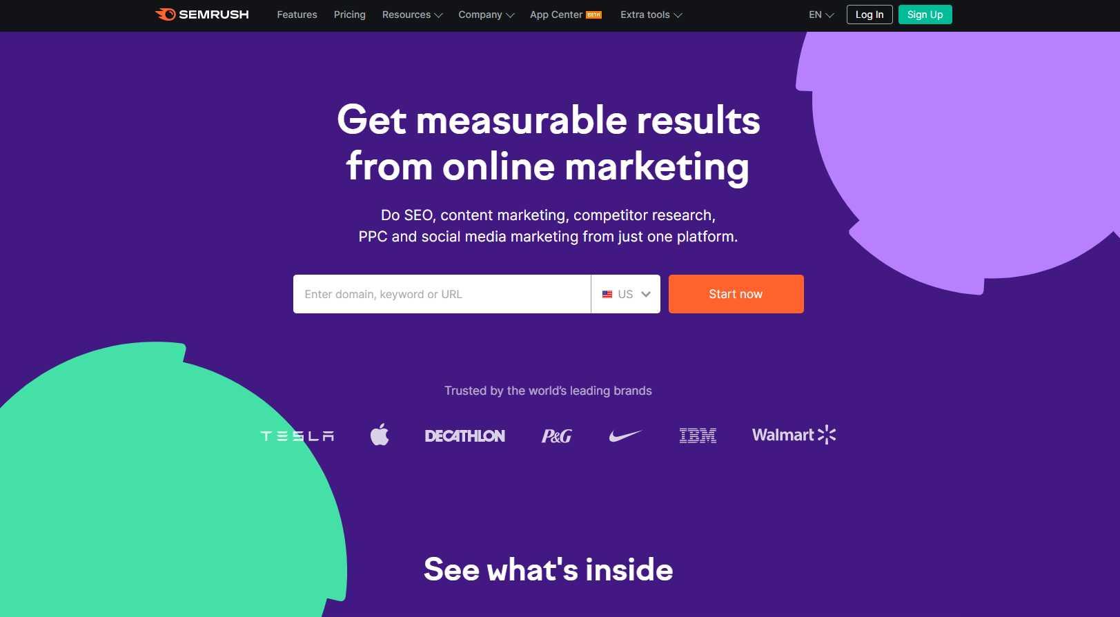 semrush Top 20 SEO Friendly WordPress Plugins