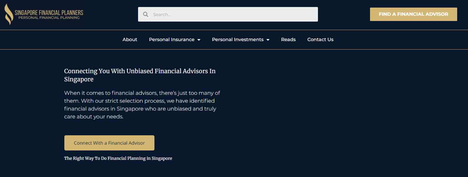 singapore financial planners Top Financial Advisors in Singapore