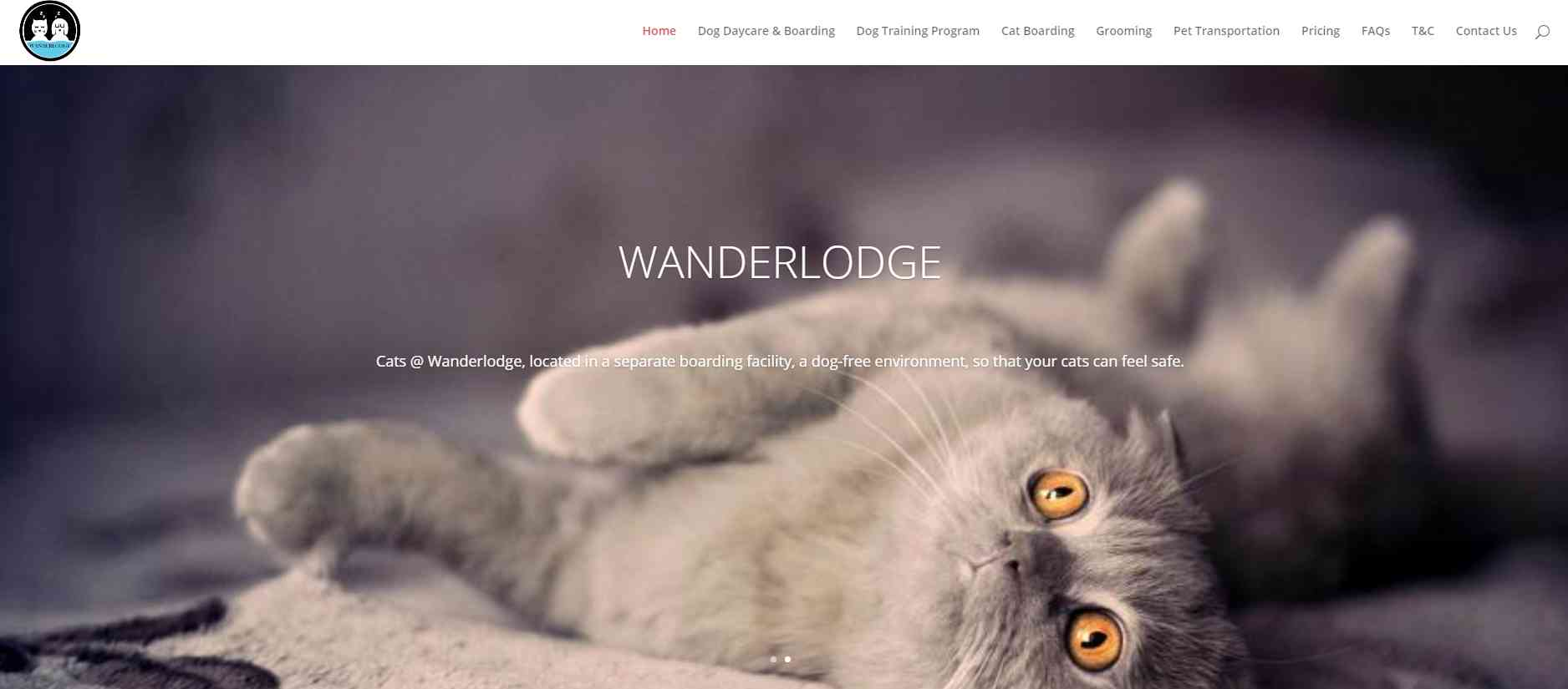 wander lodge Top Dog Boarding Services in Singapore