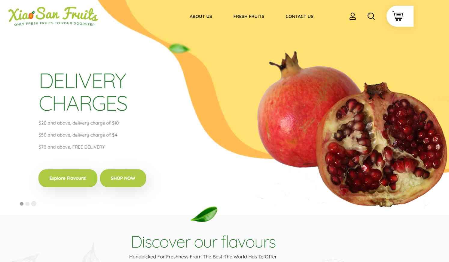 xiaosan fruits Top Juice Retailers in Singapore