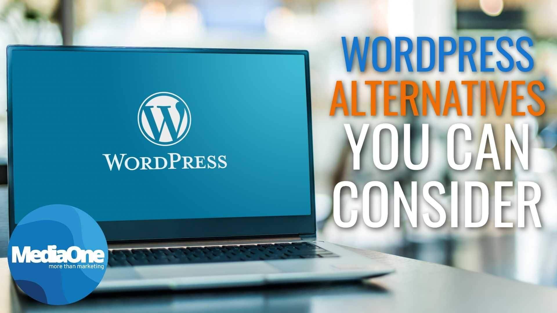 21 WordPress Alternatives You Can Consider 1