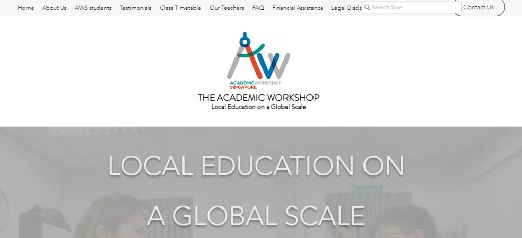 Academic Workshop Top General Paper Tuitions in Singapore