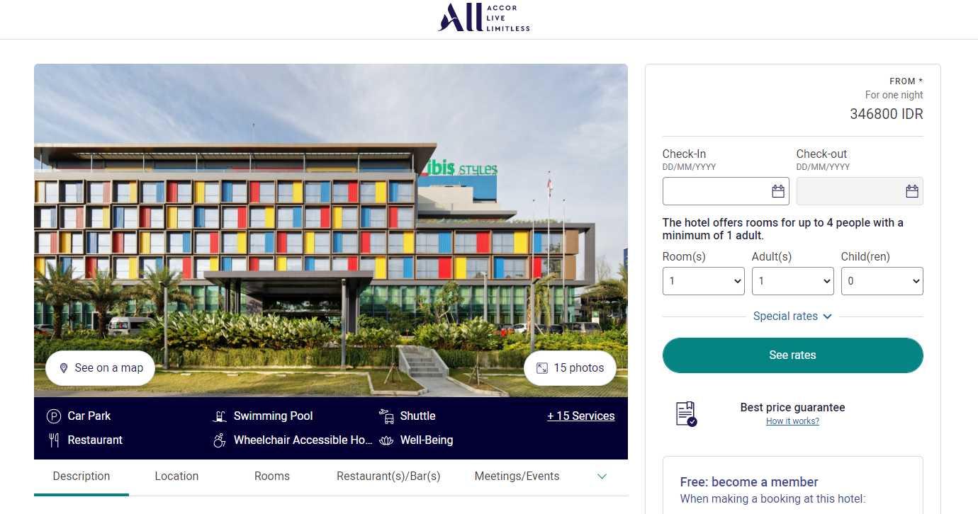 All Accor Top Batam Hotels and Resorts