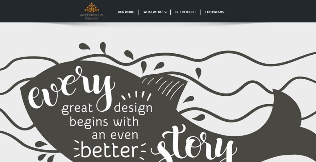 Art Nexus Top Graphic Designers in Singapore